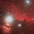 馬頭星雲付近125SDP直焦点